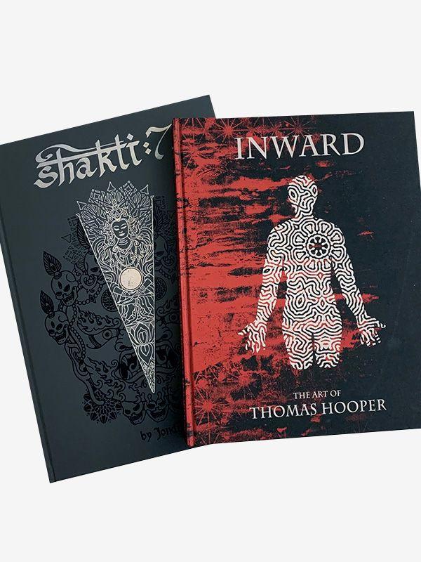 Mystic Pack: SHAKTI-7 by Jondix + INWARD by Thomas Hooper