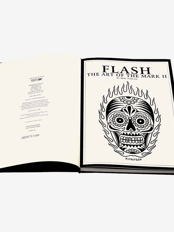 Flash the Art of the Mark 2