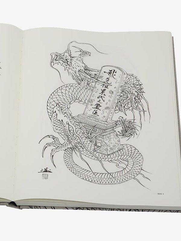 Ryuki Mysterious Dragons by Horiyoshi III
