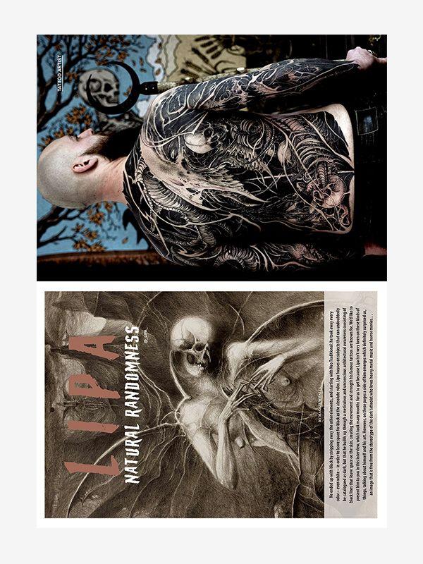 Lipa, Tattoo Life September/October 2021
