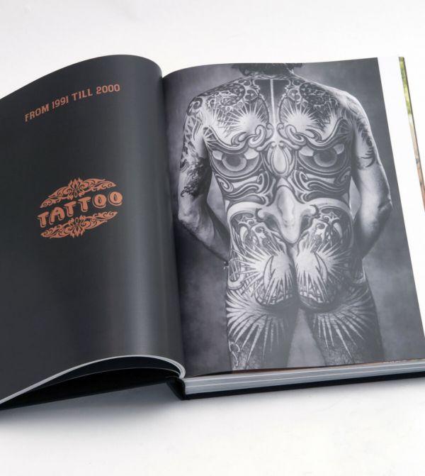 Filip Leu The Book + Puma Suede