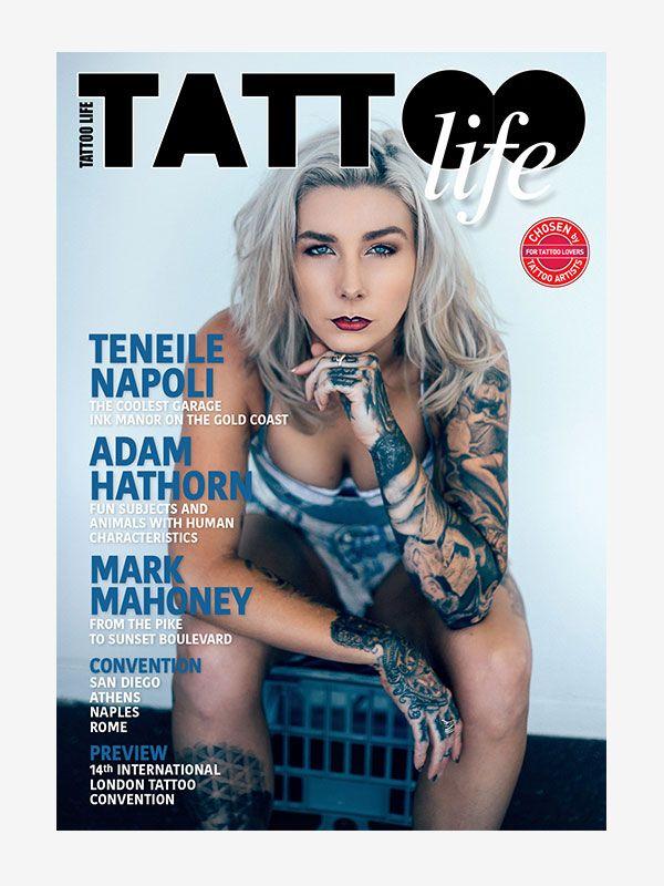 Tattoo Life Magazine September/October 2018