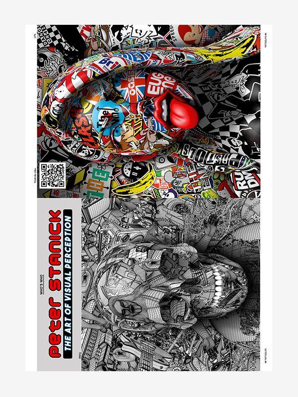 Peter Stanick , Tattoo Life Magazine 131