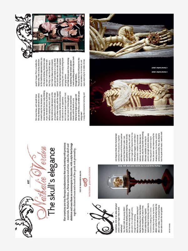 Tattoo Life Magazine July/August 2018 - Paintings