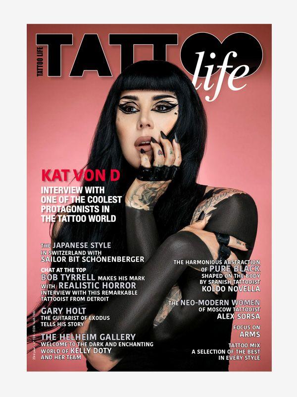 Tattoo Life Magazine November-December 2021