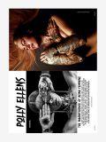 Cover girl: Polly Ellens, Tattoo Life September/October 2021