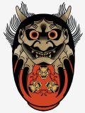 Japanese Tattoo Book, A Forbidden Craft, Studies by Crez