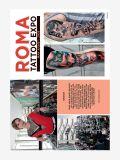 Rome Tattoo Convention, Tattoo Life Magazine September/October 2018