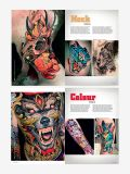 Tattoo Gallery Colour & Neck, Tattoo Life July/August 2019