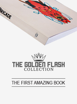 The Golden Flash Tattoo Book Collection