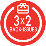 3x2 Promo 3x2 back-issue selection