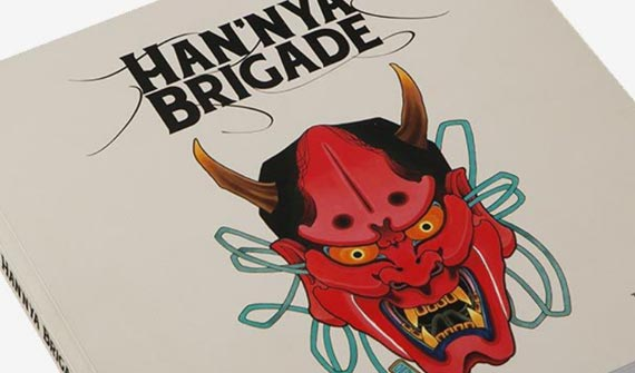 Han'nya Brigade tattoo book
